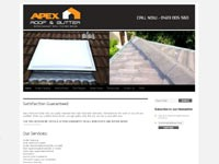 APEX Roof and Gutter