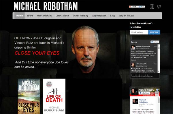 Michael Robotham Author