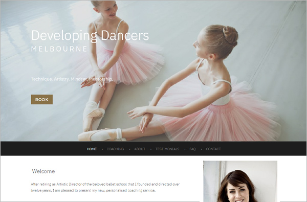 Developing Dancers Melbourne