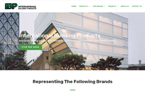 International Building Products Australia
