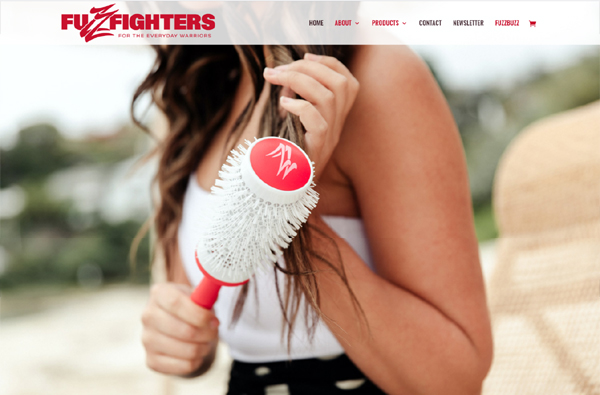 Fuzz Fighters Hair Products